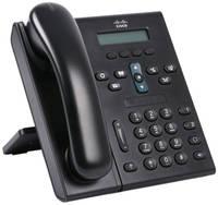 IP-телефон Cisco UC Phone CP-6921-C-K9= Charcoal Standard Handset