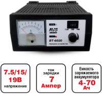 Зарядное устройство - источник питания AVS Energy BT-6020 (6/12В, 7А)