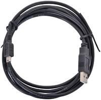 Кабель Telecom miniUSB 1,8м Black