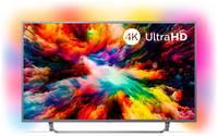 LED телевизор 4K Ultra HD Philips 55PUS7303