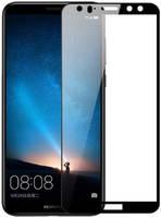 Защитное стекло InterStep 3D Full Cover для Huawei Mate 20 Black Frame