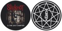 Rock Off Слипмат для проигрывателя виниловых пластинок (Slipknot - The Chapter)