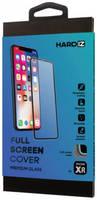 Защитное стекло Hardiz Full Screen Cover Premium Glass для iPhone Xr Black