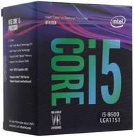 Процессор Intel Core i5 8600 Box BX80684I58600