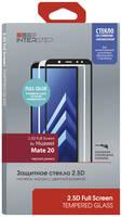 Защитное стекло InterStep для Huawei Mate 20 Black 2,5D Full Screen для Huawei Mate 20, Black