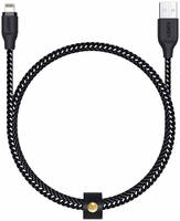 Кабель-переходник для iPod, iPhone, iPad Aukey CB-AL2 USB to Lightning (Black)
