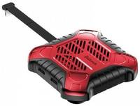 Переходник Baseus X-Men Audio Radiator ACSR-XJ09 (Red)