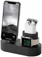 Док-станция Apple для смартфона Elago EST-TRIO-BK 3 in 1