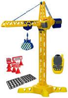 Подъемный кран игрушечный Silverlit Tooko на ИК с аксессуарами