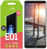Защитное стекло Dotfes для Huawei Mate 10 Pro Black E04
