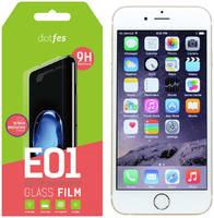 Защитное стекло Dotfes для Apple iPhone 6/iPhone 6S E01