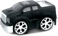 Машинка MKB на радиоуправлении Racing Car черная