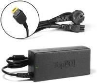 TopON Блок питания, зарядное устройство для ноутбука Lenovo G50, G500, Yoga 1, 2, IdeaPad Z510