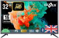 LED Телевизор Full HD Gazer TV32-FS2G