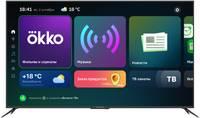 LED Телевизор 4K Ultra HD Hyundai H-LED75FU7002 с «Салют ТВ»