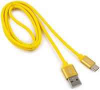 Кабель Cablexpert USB Type-C CC-S-USBC01Y-1M