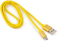 Кабель Cablexpert Micro USB CC-S-mUSB01Y-1M