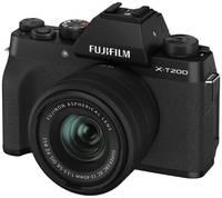 Фотоаппарат системный Fujifilm X-T200 Kit 15-45mm