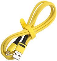 Кабель Usams US-SJ435 U52 Micro (1 м), желтый (SJ435USB03) (УТ000021868)