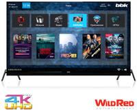 LED Телевизор Ultra HD 4K BBK 75LEX-8186/UTS2C
