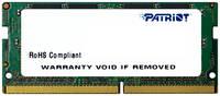 Оперативная память PATRIOT PSD416G21332S 16GB Signature DDR4 2133Mhz (PSD416G21332S)