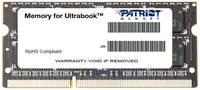 Оперативная память PATRIOT PSD34G1333L2S 4GB Signature DDR3 1333Mhz (PSD34G1333L2S)