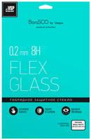 Защитное стекло BORASCO Hybrid Glass для Samsung Galaxy Tab S7+