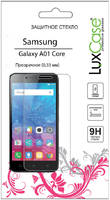 Защитное стекло LuxCase для Samsung Galaxy A01 Core