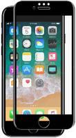 Защитное стекло iBest для iPhone 7/8/6S/6 3D Black (AI63DBK)