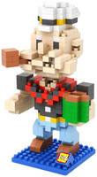 Конструктор пластиковый Mini Cube Морячок Папай