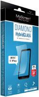 Защитное стекло Lamel для HTC U Play DIAMOND HybridGLASS