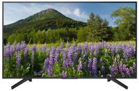 "Телевизор Sony KD-55XF7096 (55"", 4K, IPS, Edge LED, DVB-T2/C/S2, Smart TV)"