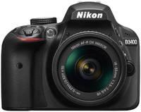 Зеркальный фотоаппарат Nikon D3400 Kit