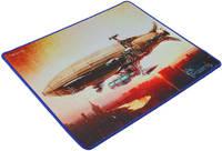 Игровой коврик для мыши QUMO Dragon War Moscow Zeppelin