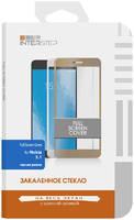 Защитное стекло InterStep для Nokia 3.1 (2018) Black (IS-TG-NOK31FSBK-000B201)