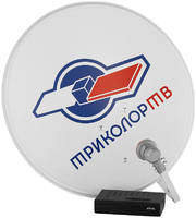 Комплект цифрового ТВ Триколор FHD DTS 53L Центр Full HD DTS 53L Центр