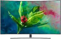 """Телевизор Samsung QE55Q8CNAUXRU (55"""", 4K, Изогнутый, VA, Edge LED, DVB-T2/C/S2, Smart TV)"""