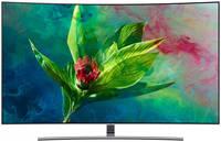 Телевизор Samsung QE65Q8CNAUXRU (65″, 4K, Изогнутый, VA, Edge LED, DVB-T2/C/S2, Smart TV)