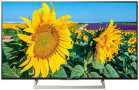 "Телевизор Sony KD-55XF8096 (55"", 4K, IPS, Edge LED, DVB-T2/C/S2, Smart TV)"