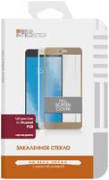 Защитное стекло InterStep для Huawei P20 Black Full Screen Cover для Huawei P20 черная рамка