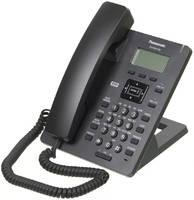 Проводной SIP-телефон Panasonic KX-HDV130RUB