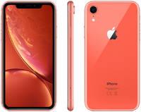 Смартфон Apple iPhone XR 128GB Coral (MRYG2RU / A)