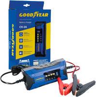 Зарядное устройство для АКБ GOODYEAR 12-6B 60Ач GY003000 зарядное устройство для АКБ CH-2A GY003000