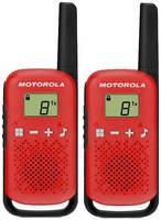 Комплект из двух радиостанций Motorola T42 (TALKABOUT)