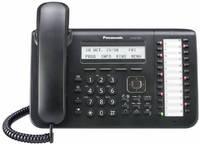 Системный цифровой телефон Panasonic KX-DT543RUB
