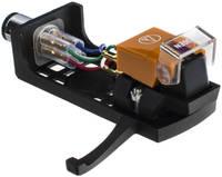 Головка звукоснимателя с хедшеллом Audio-Technica VM530EN/H
