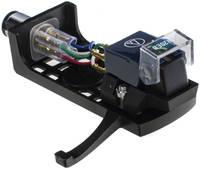Головка звукоснимателя с хедшеллом Audio-Technica VM520EB/H