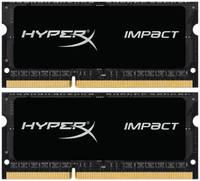 Оперативная память HyperX Impact HX318LS11IBK2/16