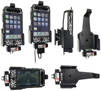 Держатель автомобильный Brodit зажим 516042 Автомобильный держатель для мобильных устройств Brodit, 516042