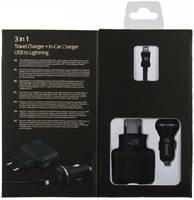 Сетевое зарядное устройство Zetton 1 USB, 2,1 A